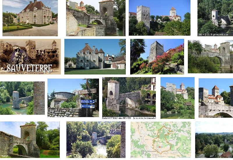 Photos Sauveterre